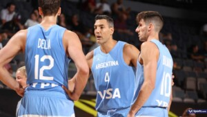Argentina vs. Slovenia in basketball, for the Olympic Games: what time they play and how to watch it live