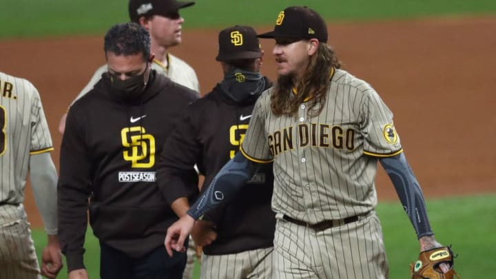 Mike Clevinger's was the first great addition to the starting staff.