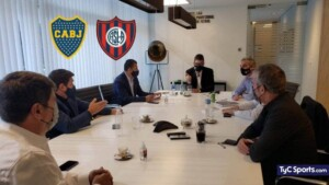 The decision of the LPF that generated a lot of anger in Boca - TyC Sports