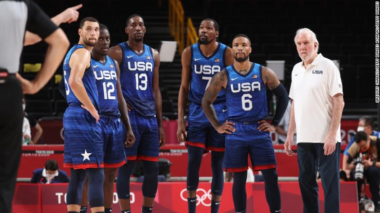 1627339044 839 USA loses in basketball to France at Tokyo 2020 first