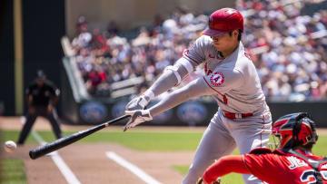 Sohei Ohtani hit her 35th homer of the season Sunday
