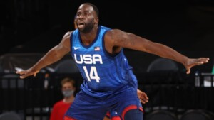 Draymond has 'a lot of respect' for Booker, Middleton and Holiday