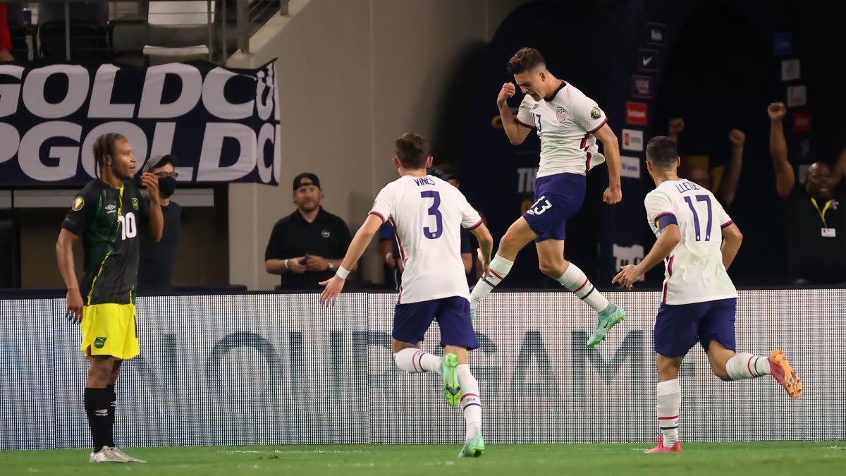 Gold Cup quarter-finals