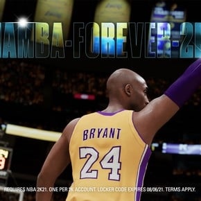 NBA 2K21: new challenge with pure emotion to remember Kobe Bryant