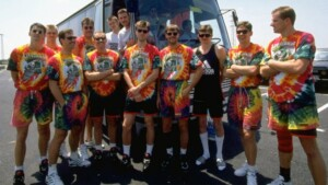 The Grateful Dead's relationship with the Lithuanian basketball team
