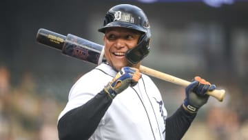 Miguel Cabrera hit 495 home runs in MLB