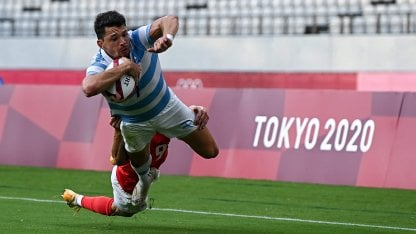 Why Los Pumas 7s beat two powerhouses together for an epic bronze