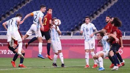 The Argentine team could not beat Spain and said goodbye to Tokyo 2020
