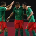 Mexico defeated South Africa 3-0 and qualified for the Tokyo 2020 Olympic Games quarterfinal