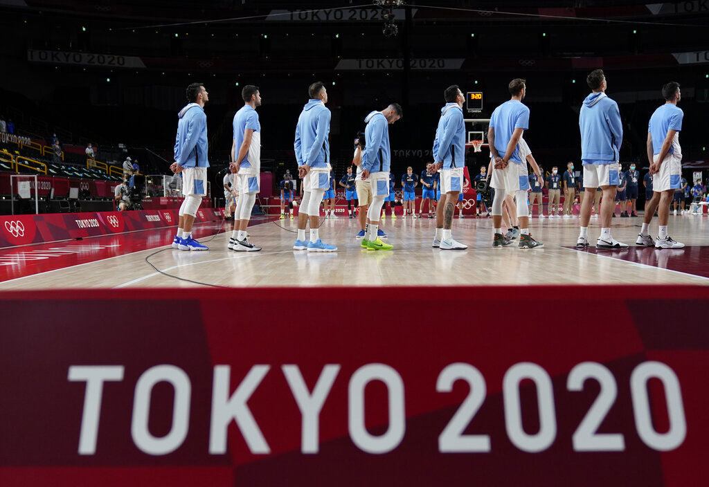 1627523800 Argentina against Spain in basketball steals the attention of the