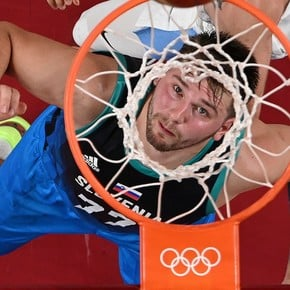 The controversial meeting of the Slovenian basketball team