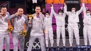 Tokyo 2020 already has the first Olympic champions in history in 3x3 basketball