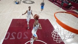 1627542408 816 Argentina vs Spain in basketball for the Olympic Games what