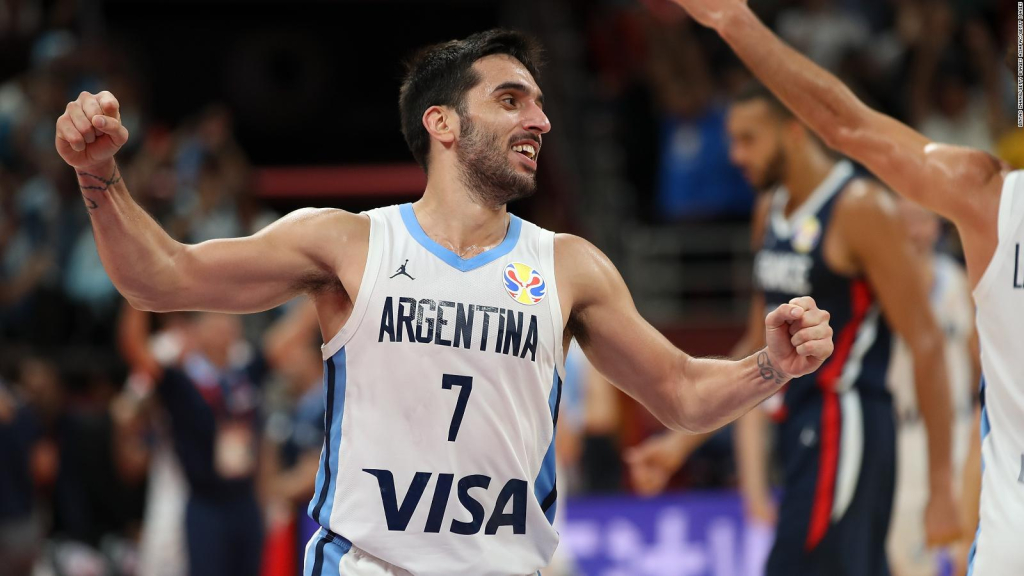 """Facundo Campazzo, before making his debut in Tokyo: """"It's what I dreamed of since I was little"""""""