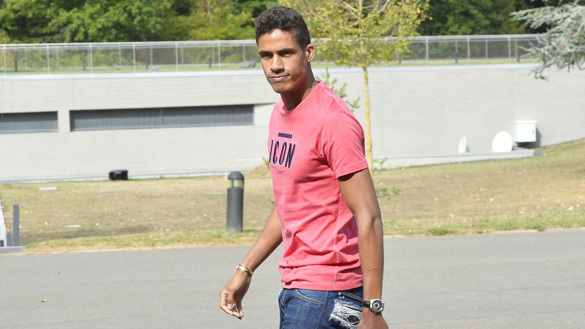 1627646124 The final price of Varane depends on 10 million in