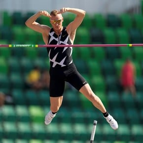 Another hard loss by Covid for the pole vault in Tokyo
