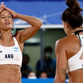 Beach volleyball: double defeat and farewell to Tokyo 2020