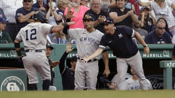 The Yankees are visiting the Tampa Bay Rays
