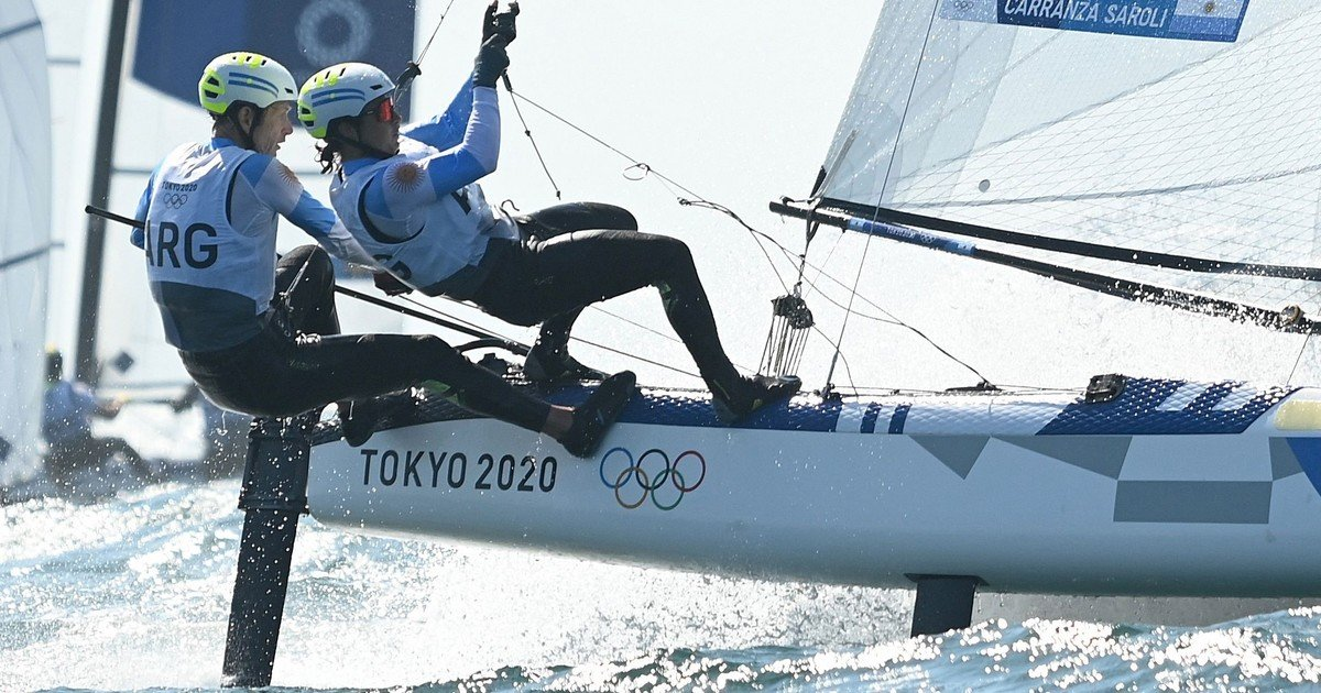 1627688297 Tokyo 2020 Olympic Games day 8 the Argentine agenda with