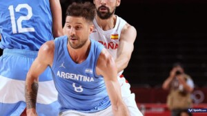 Laprovittola, optimistic with the Argentine basketball team at the Olympic Games