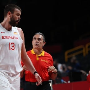 Covid alert in the Spanish basketball team