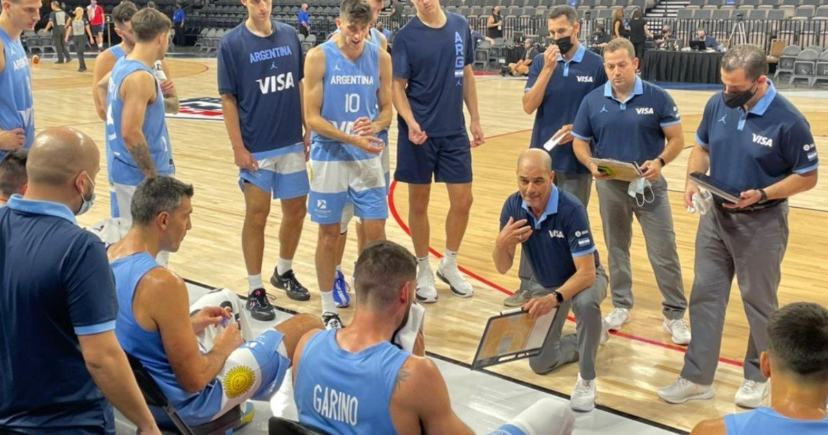 Argentina - Japan in basketball: time, TV and what the national team needs to qualify