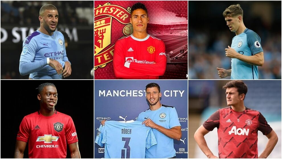 1627742374 United and City 765 million only in signing defenses since