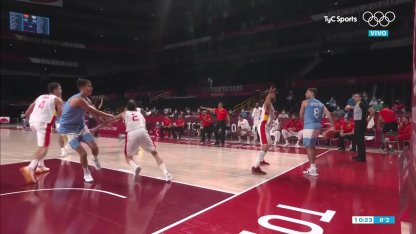 Argentina vs. Spain in basketball, for the Tokyo 2020 Olympic Games: follow it LIVE, minute by minute