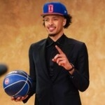 Cade Cunningham and the illusion of joining the Detroit Pistons youth project | NBA.com Argentina | The Official Site of the NBA