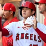 37 HR! Ohtani does not give up with the tree