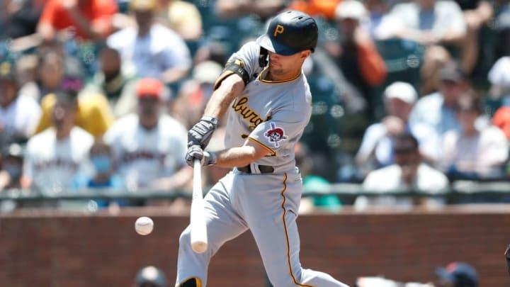 Adam Frazier adds depth to San Diego's lineup