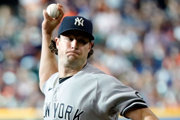 Gerrit Cole is the leading strikeout pitcher in the majors with a total of 147 struck out in 18 starts.