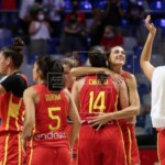 72-61. Spain beat France in the first friendly preparation for the Olympics