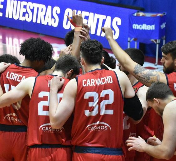 AUDIOS Nico Carvacho and his new challenge in basketball