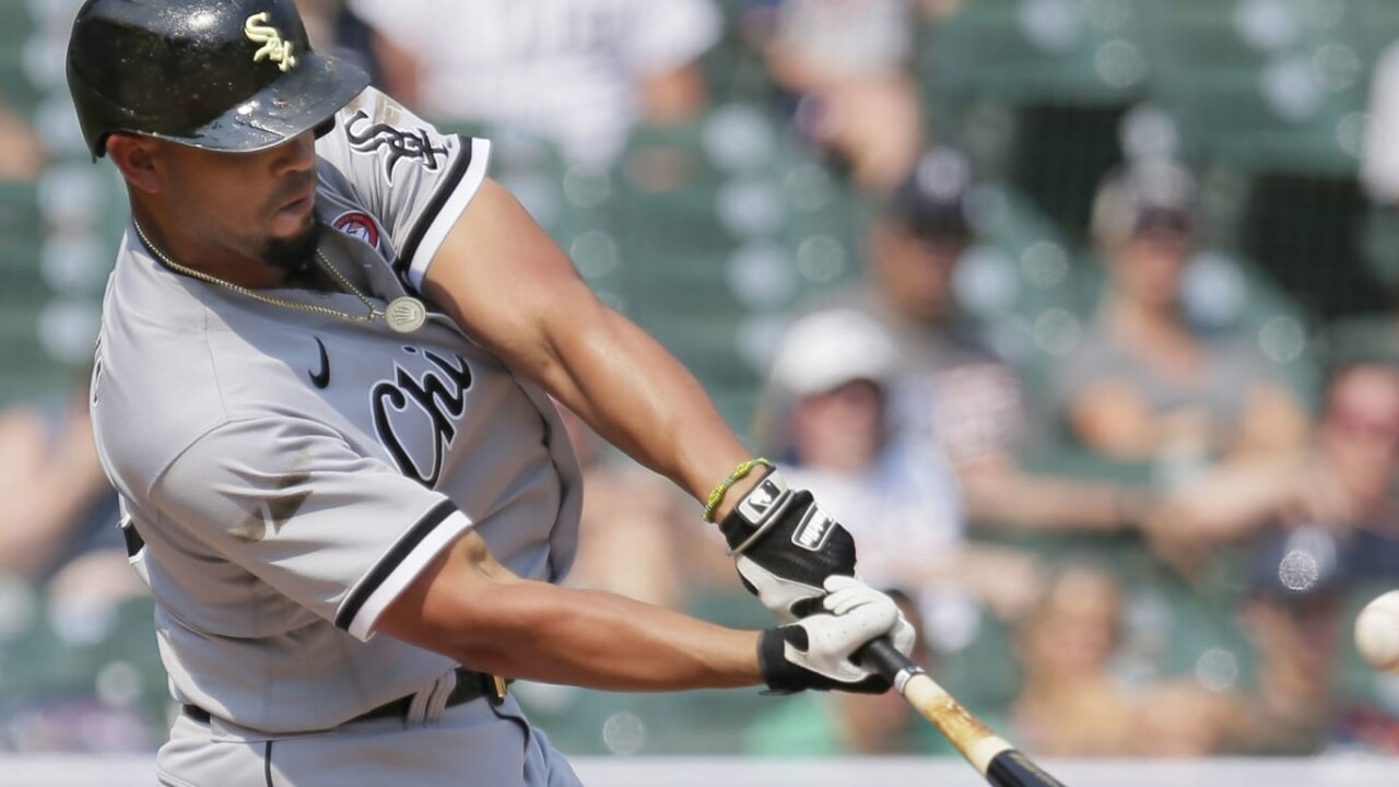 Abreu, motivated by the successes of the White Sox