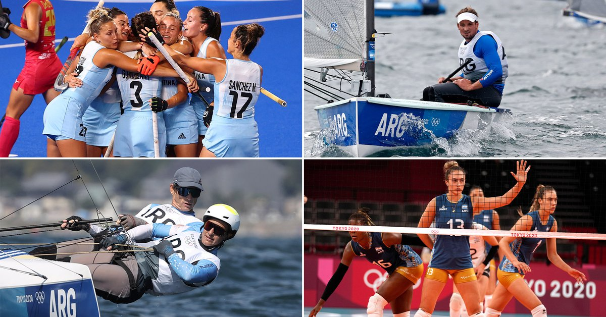 Agenda of the Olympic Games, day 8: key day in sailing and men's basketball with an eye on Las Leonas