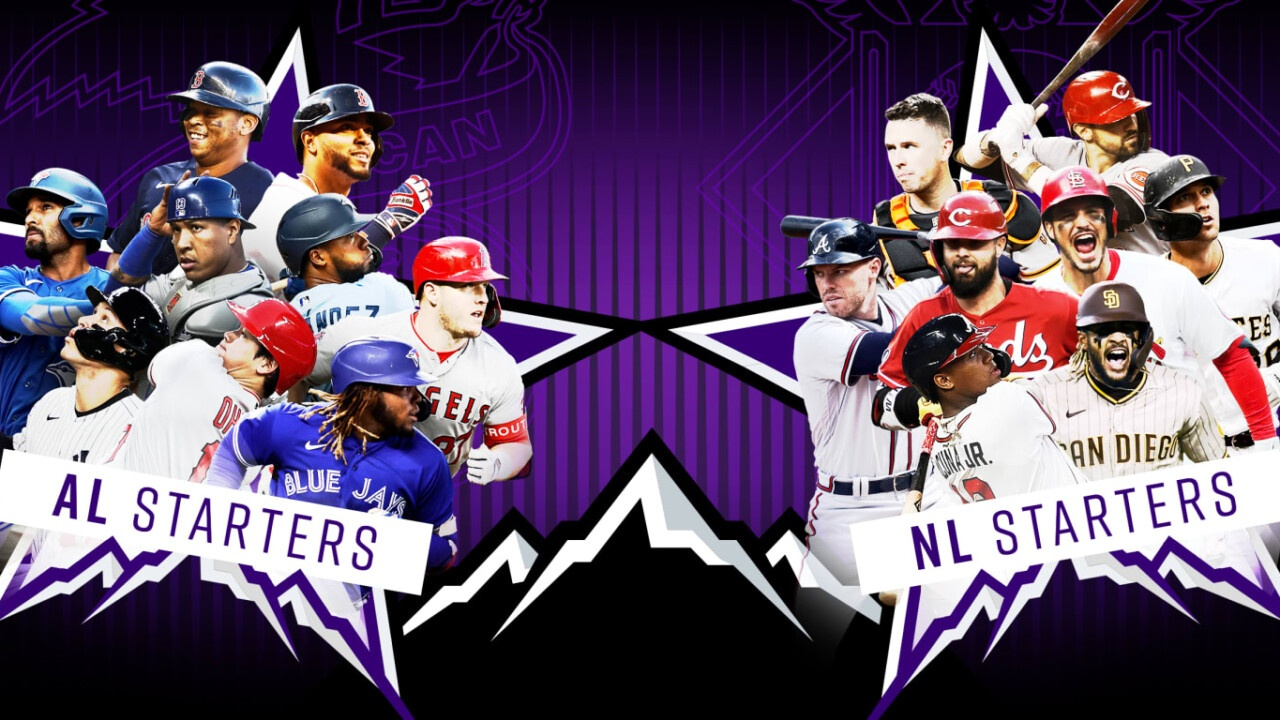 All-Star Rosters: Who Goes to Coors?