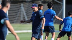 Ambriz: We wanted 'Cabrito' Arellano in Osasuna, but the price was too high