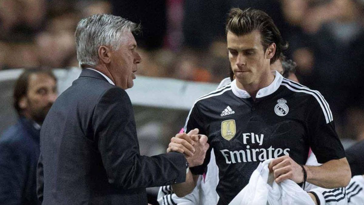 Ancelotti revitalizes Bale