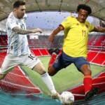 Argentina vs. Colombia - Pre-Match - July 6, 2021 - ESPN
