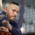 Astros: Carlos Correa reveals he was 'terribly' ill during All-Star break
