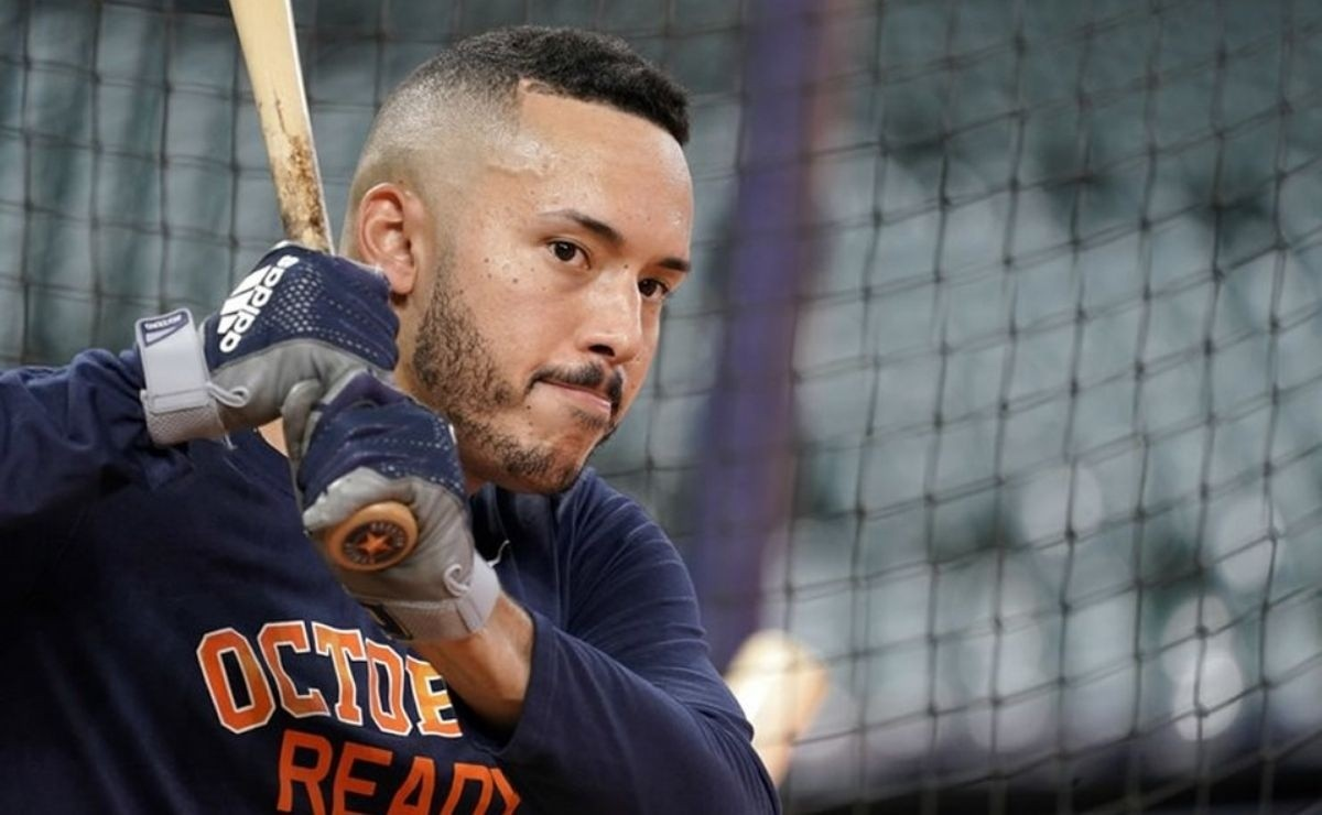 Astros Carlos Correa reveals he was terribly ill during All Star
