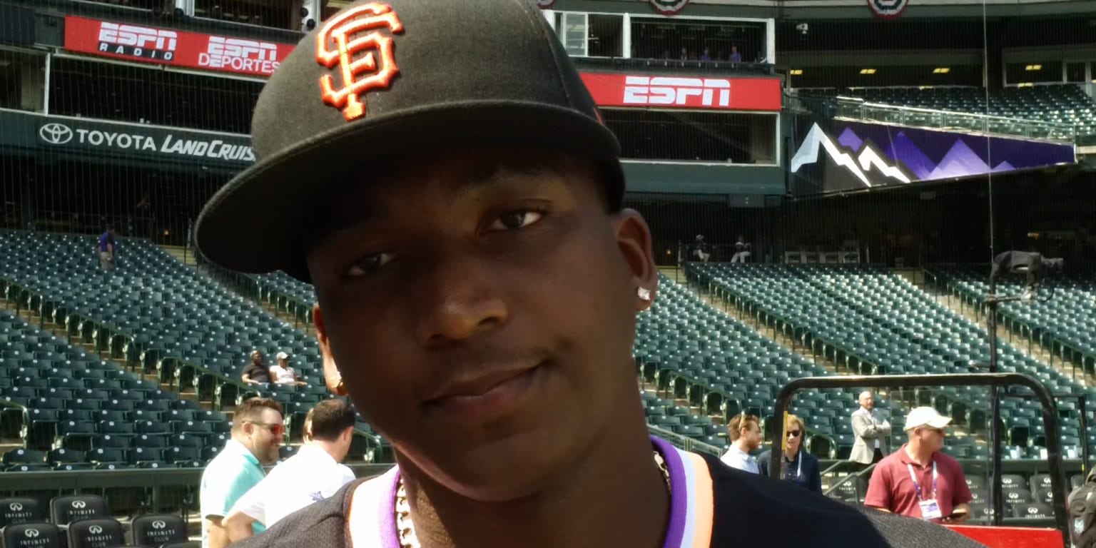 At 19 Luciano shines on his way to SF