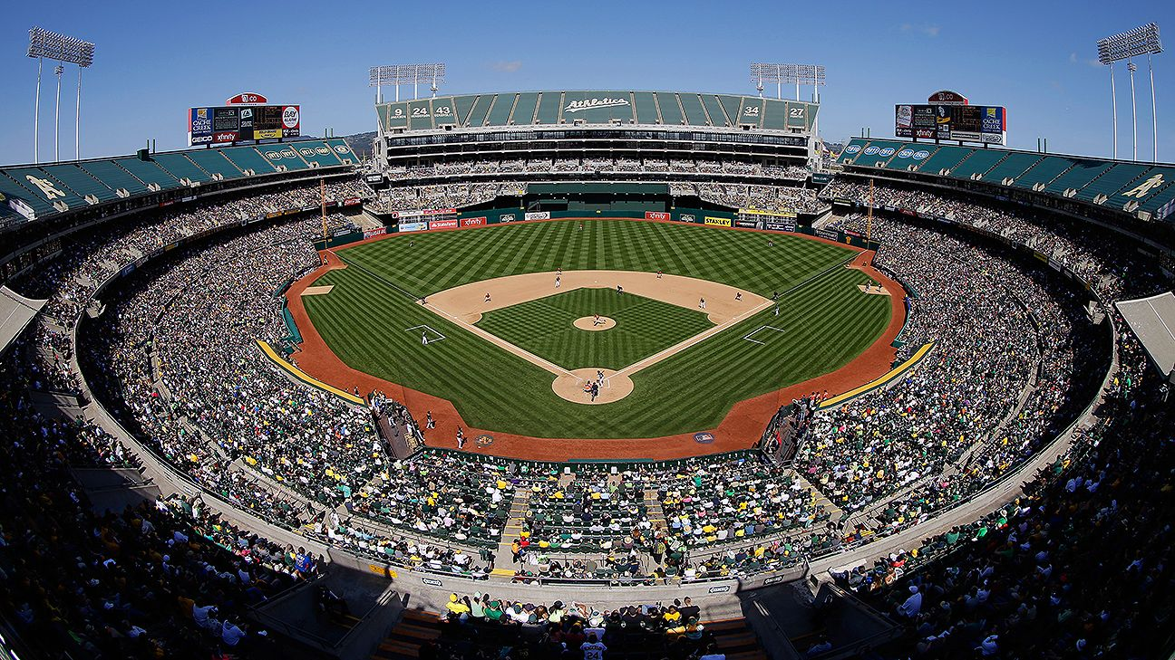 Athletics continue to negotiate with Oakland they dont rule out