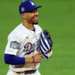 Bad for Dodgers! Mookie Betts goes back to the disabled list