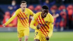 Barcelona starts preseason without Ilaix Moriba