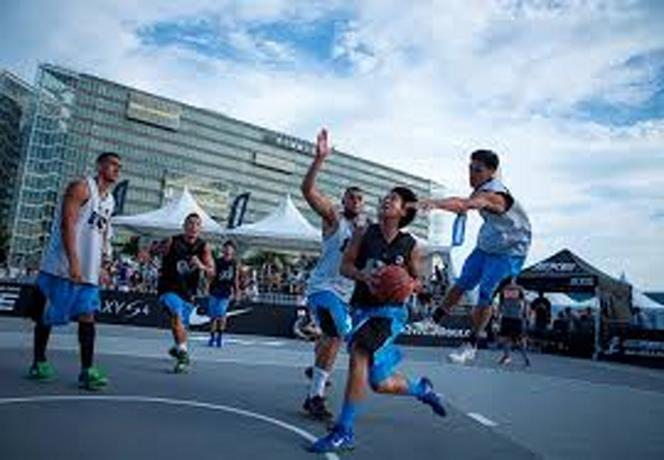 Basketball 3X3 goes from the streets to the Olympic Games