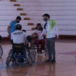 Basketball returned to training