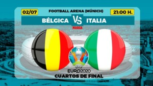 Belgium - Italy, live | Euro 2021 | Brand