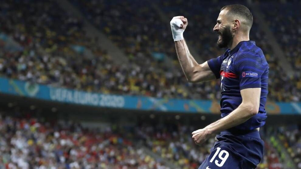 Benzema returns very renewed